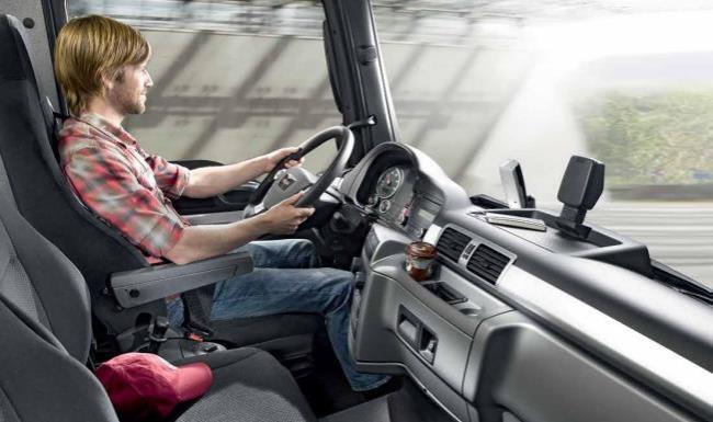 חווית נהיגה TGL1