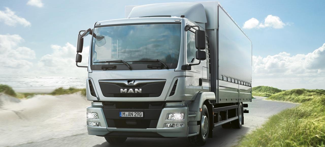 משאית GTM