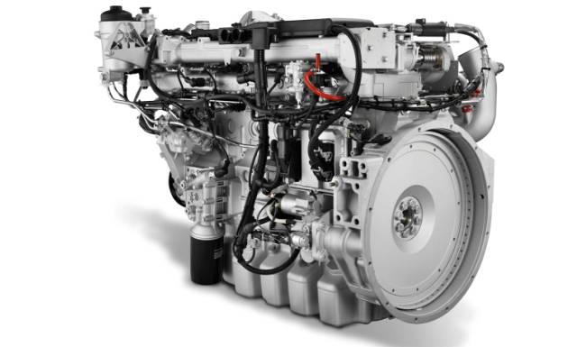 הדמיית מנוע D0836