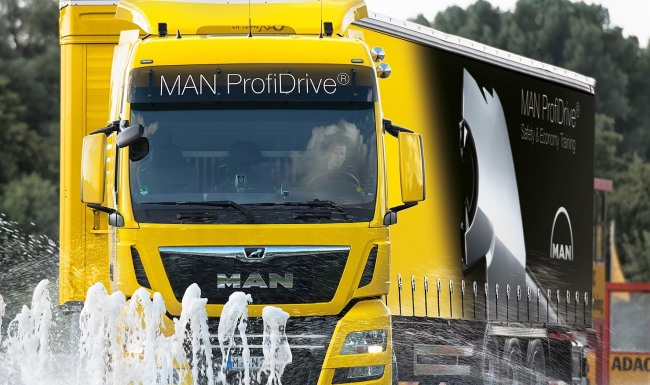 תמונה של משאית PROFIDRIVE