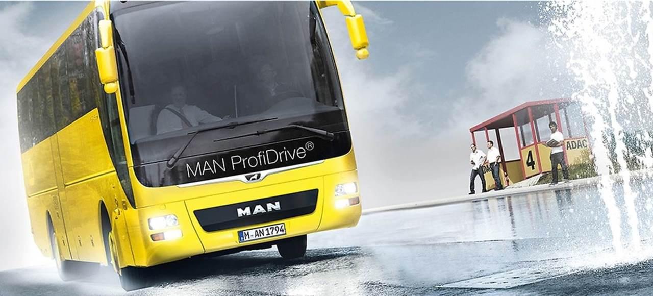 תמונה של משאית PROFIDRIV