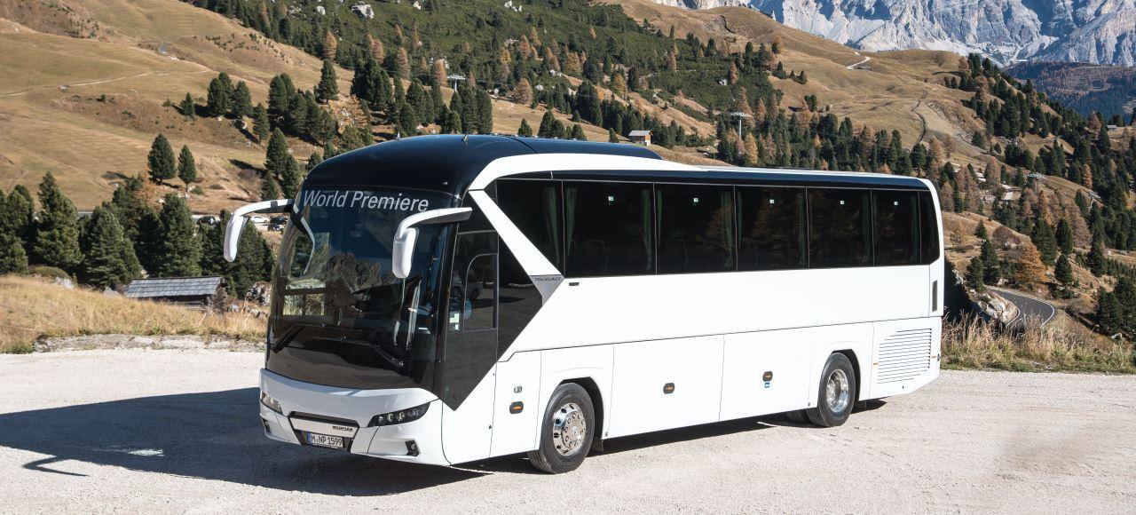 תמונה של שלדת אוטובוס בינעירוני / תיירותי RR2