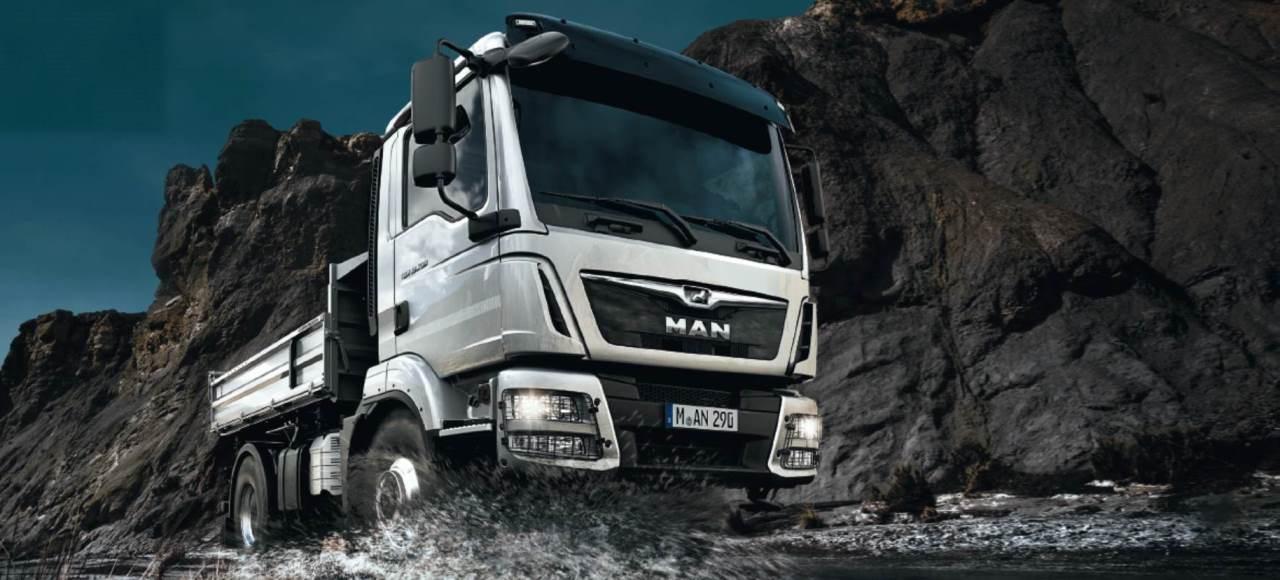 תמונת משאית TGM 12-26