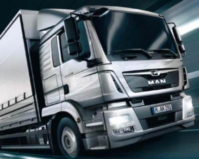 הדמיית משאית מאן